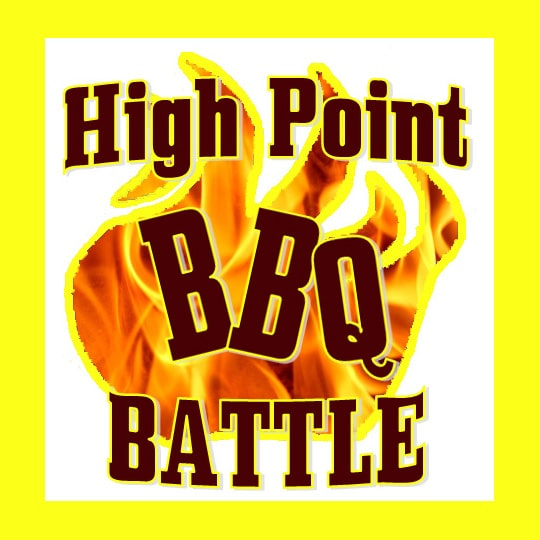High Point BBQ Battle Logo